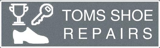 Toms Trophies Logo